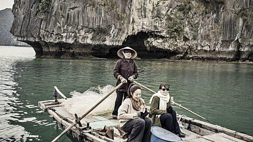 road-movie emocional  pel vietnam