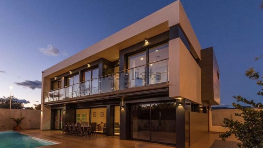 Casa en la zona Pau Lledó valorada en 1,3 millones de euros