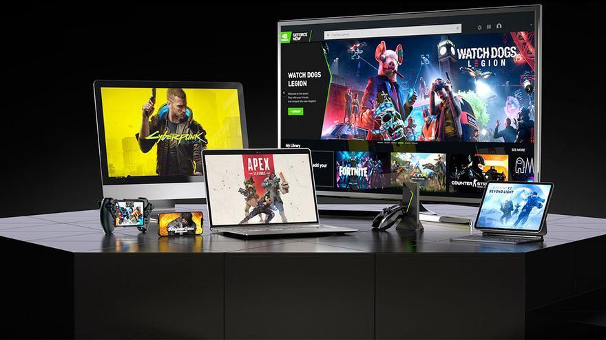 GeForce NOW anuncia la incorporación de 34 nuevos juegos en septiembre