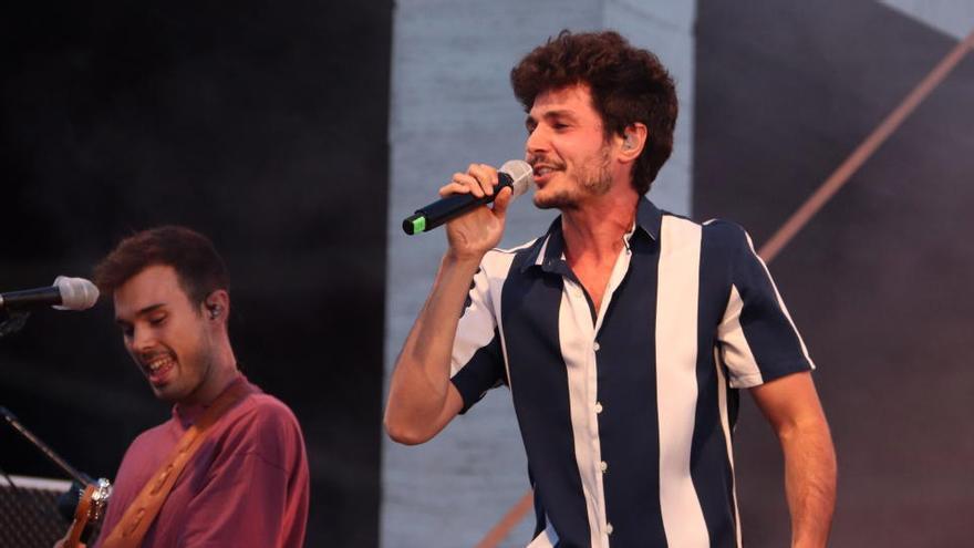 Antonio Orozco, Miki Núñez i Nil Moliner, caps de cartell del nou Girona Music Festival