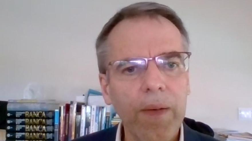 Oriol Amat, nou degà del Col·legi d'Economistes de Catalunya