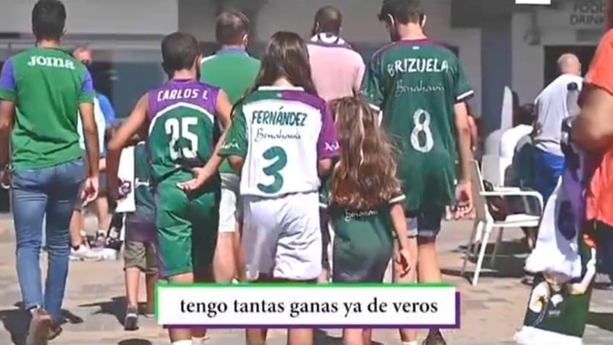 El Unicaja se cita con su afición en el Carpena