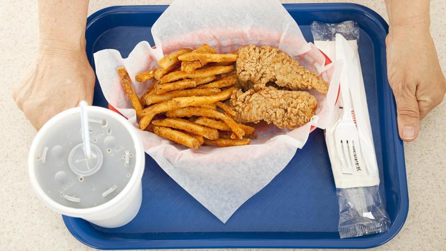 Los envases de comida rápida, ¿son seguros para la salud?