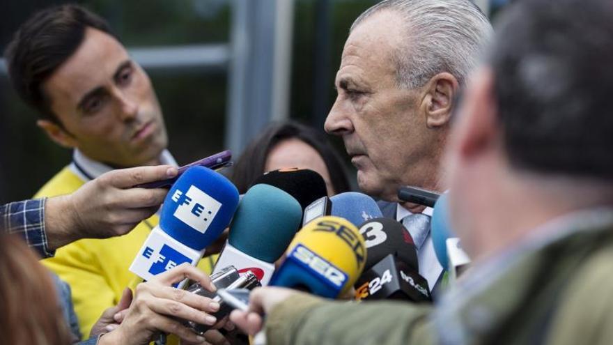 Dimite el fiscal jefe de Castellón por incumplir el protocolo de vacunación