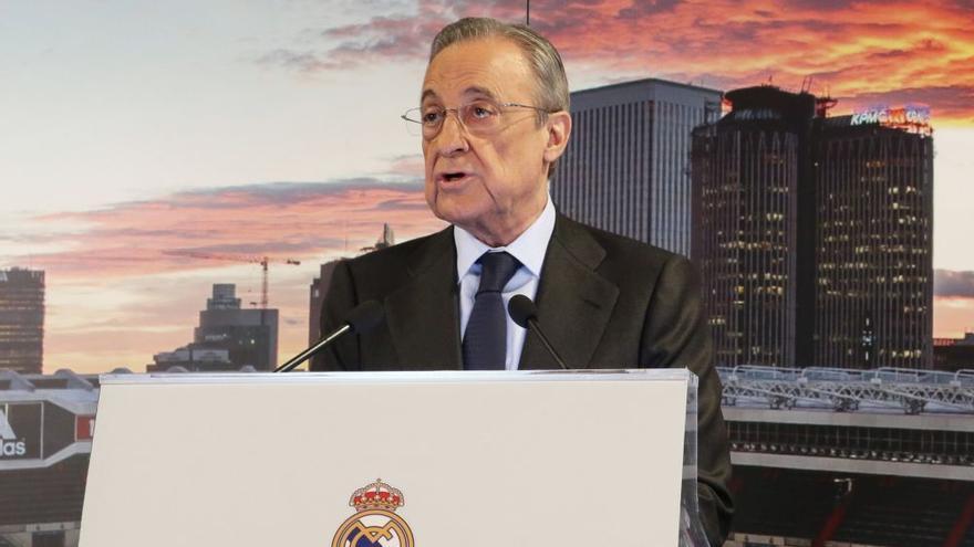 La drástica decisión de Florentino sobre el mercado de fichajes