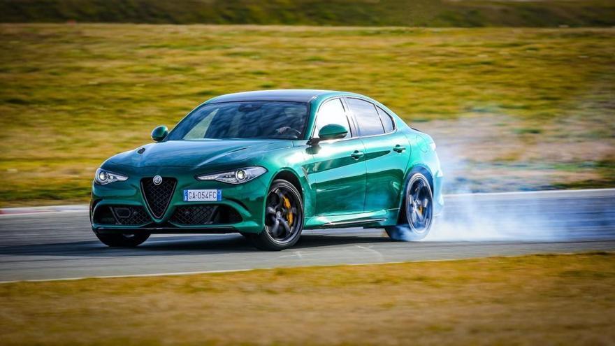 Nuevos Alfa Romeo Giulia y Stelvio Quadrifoglio 2020
