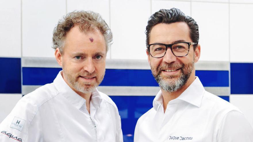 Quique Dacosta lleva su cocina  al corazón  de Alemania