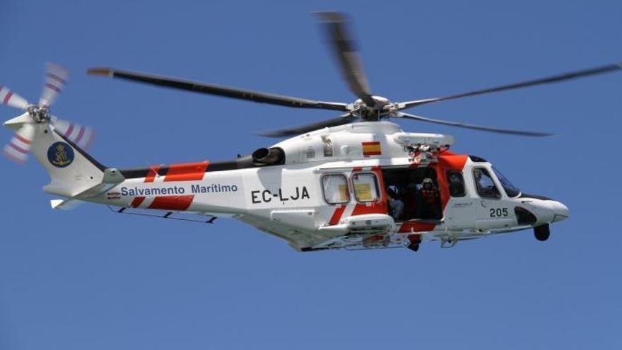 Paddle-Surfer vor Port de Valldemossa mit Hubschrauber gerettet