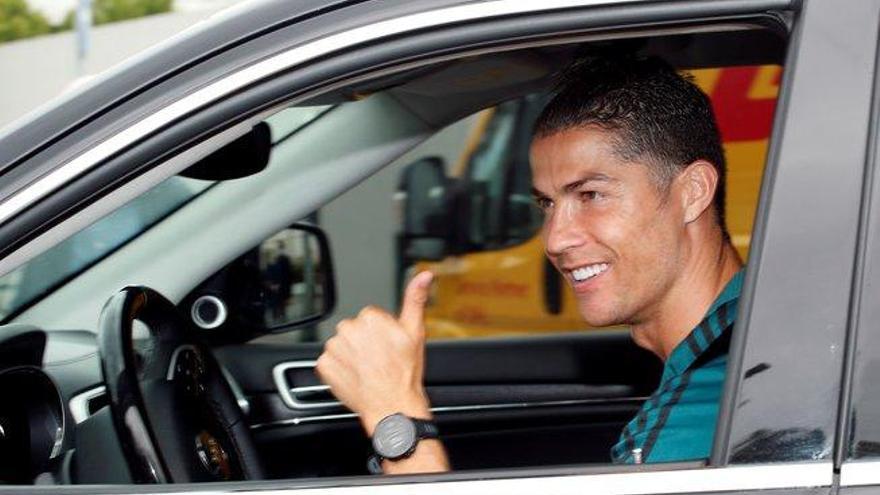Cristiano Ronaldo regresa con la Juventus 72 días después