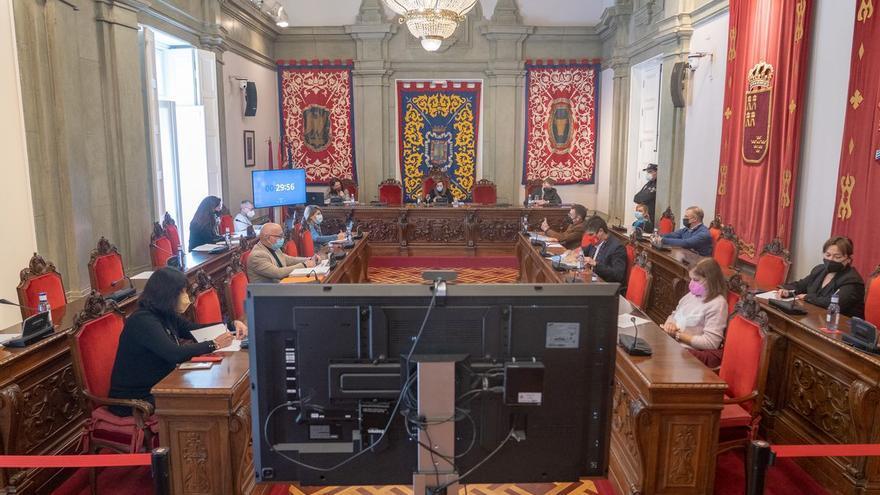 El Pleno aprueba definitivamente los presupuestos tras desestimar seis alegaciones en contra