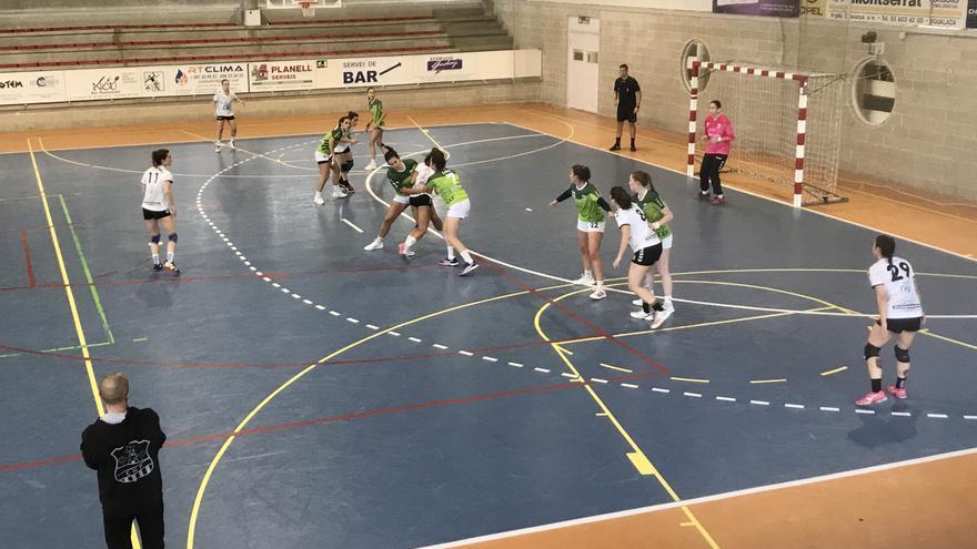 Derrotes del CH Vilanova del Camí i del CH Martorell contra el primer i el segon classificats