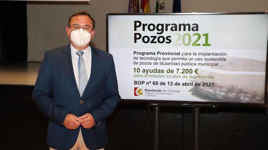 La Diputación ayuda a 10 pueblos a instalar tecnología digital en los pozos
