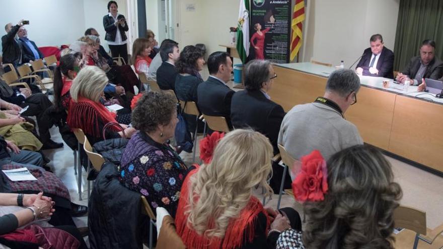 El Dia d'Andalusia posa en valor les reivindacions de l'autonomisme andalús