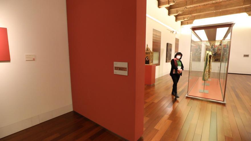 Barbastro expondrá, sin fecha todavía, 25 de las 111 piezas devueltas por el Museo de Lérida