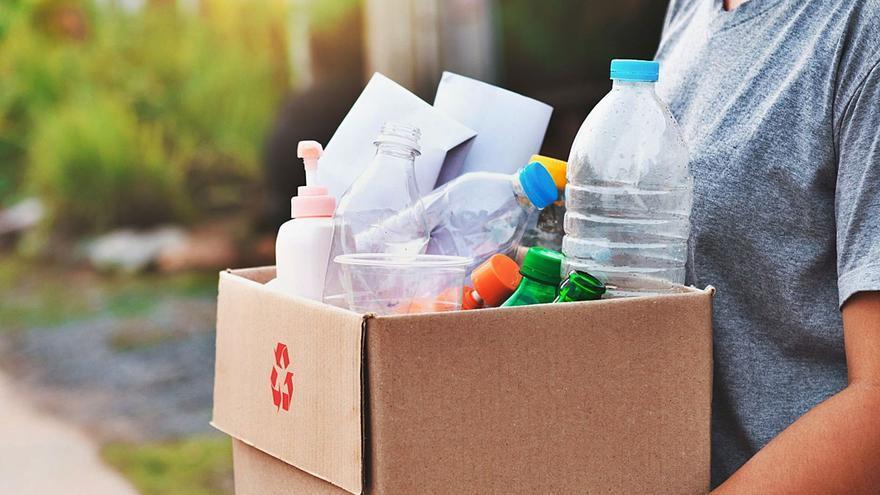 Reducir, reutilizar, reciclar y recuperar es la única opción