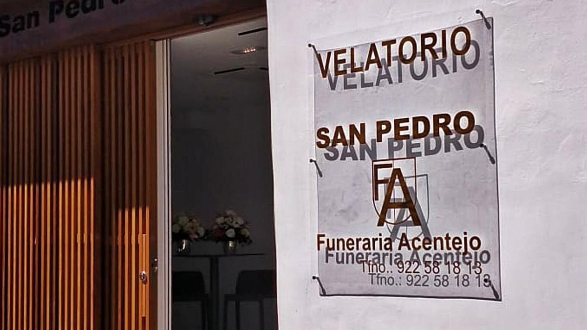 Reabre el Velatorio San Pedro, gestionado por Funeraria Acentejo   EL DÍA