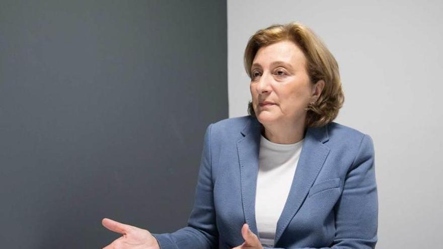 """La delegada del Gobierno: """"Hay que ir a un modelo de tarifación"""" en las autovías"""