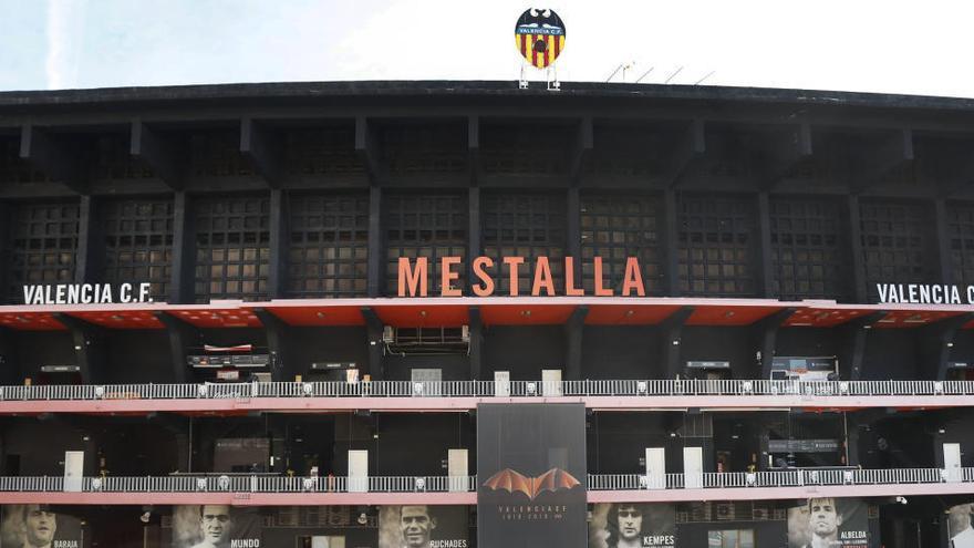 Dos positivos por Covid-19 en el Valencia CF