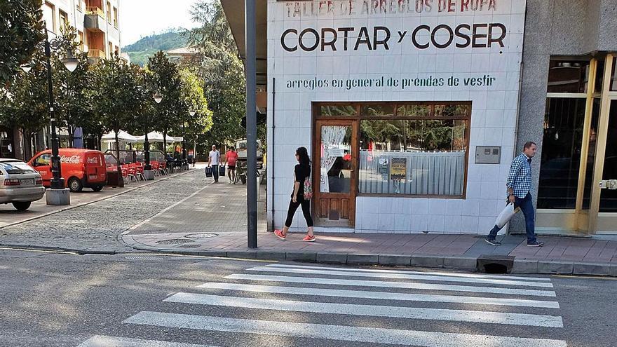 Mieres destina 215.000 euros para mejorar la accesibilidad urbana