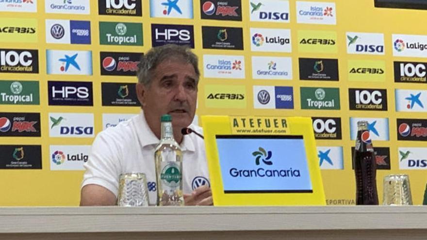 """Herrera: """"Me guste o no, tengo que aceptar lo que pueda ocurrir"""""""