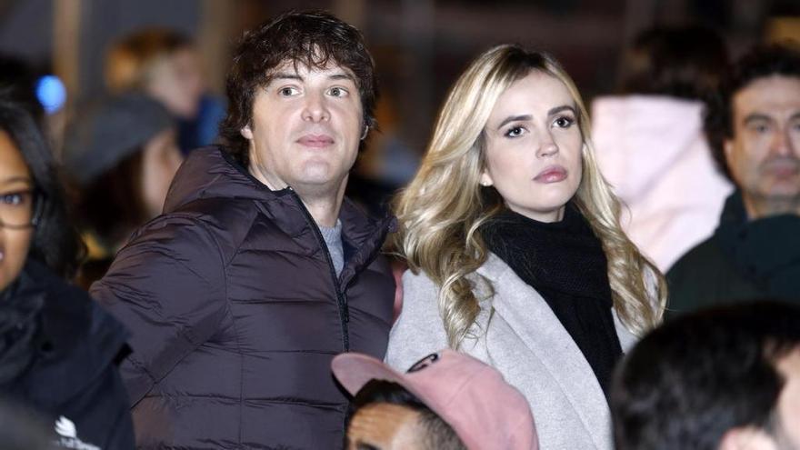 Jordi Cruz presume de amor por Rebecca Lima en Madrid