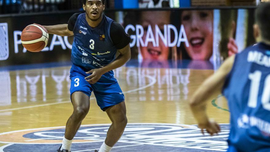 El Liberbank Oviedo Baloncesto se deja remontar en Palma  (80-77)