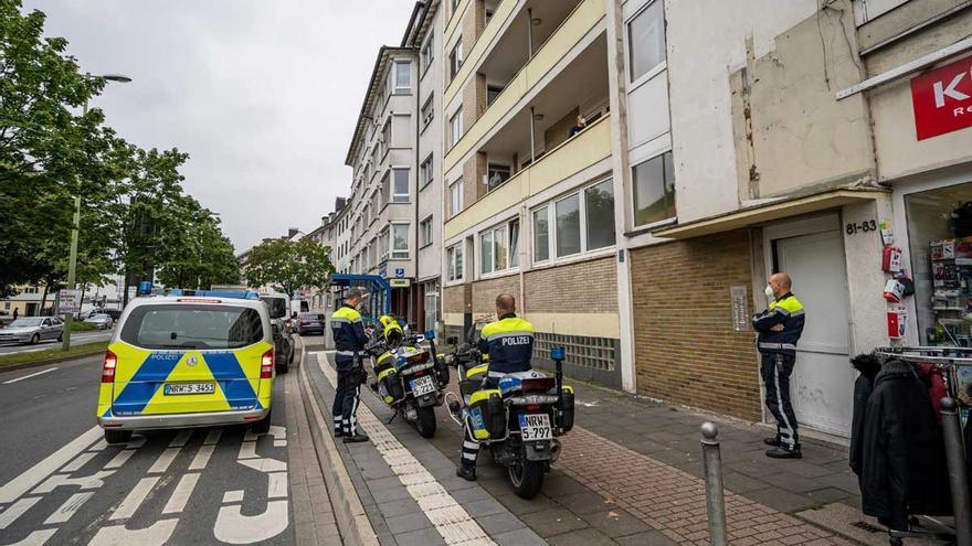 Alemania investiga si un grupo quería atentar contra una sinagoga