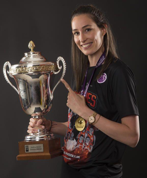 Galería de las Campeonas de la Eurocup Women 2021