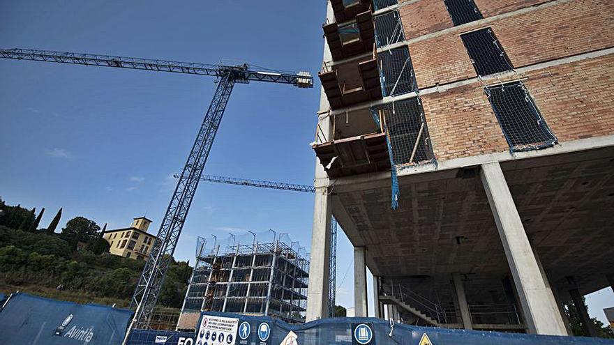 Adicae alerta del risc d'una nova bombolla immobiliària