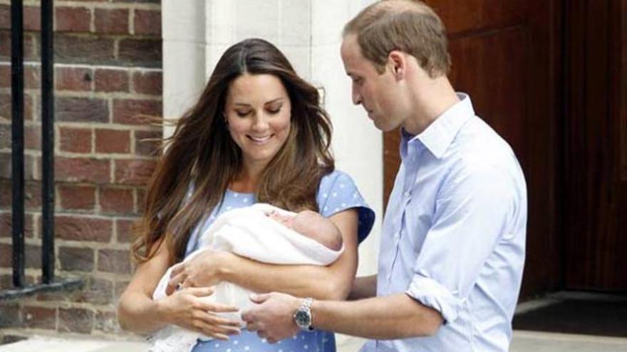 Los duques de Cambridge se mudan a la campiña inglesa