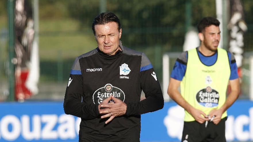 Cristóbal suple a Pepe Mel en el Deportivo y Manuel Pablo coge el filial