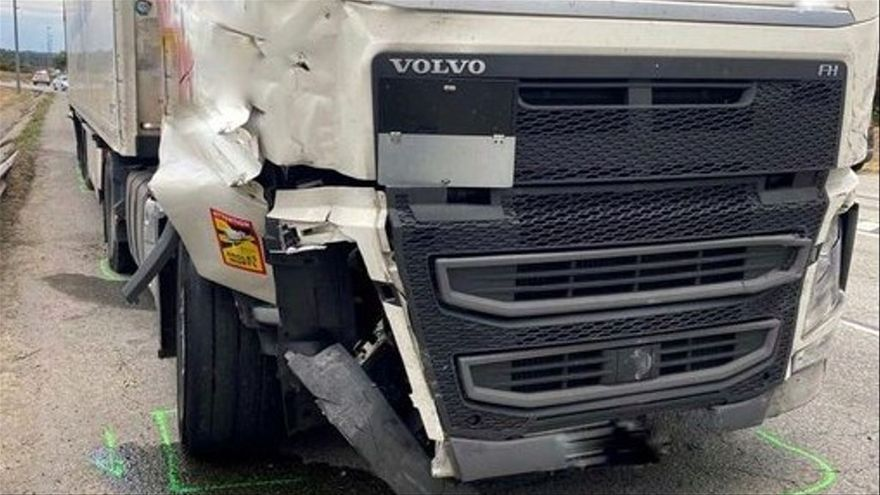 Un camionero mata a otro al atropellarlo tras una discusión de tráfico