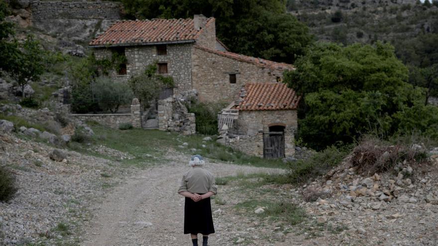 El fantasma de la despoblación se ceba con el interior de España
