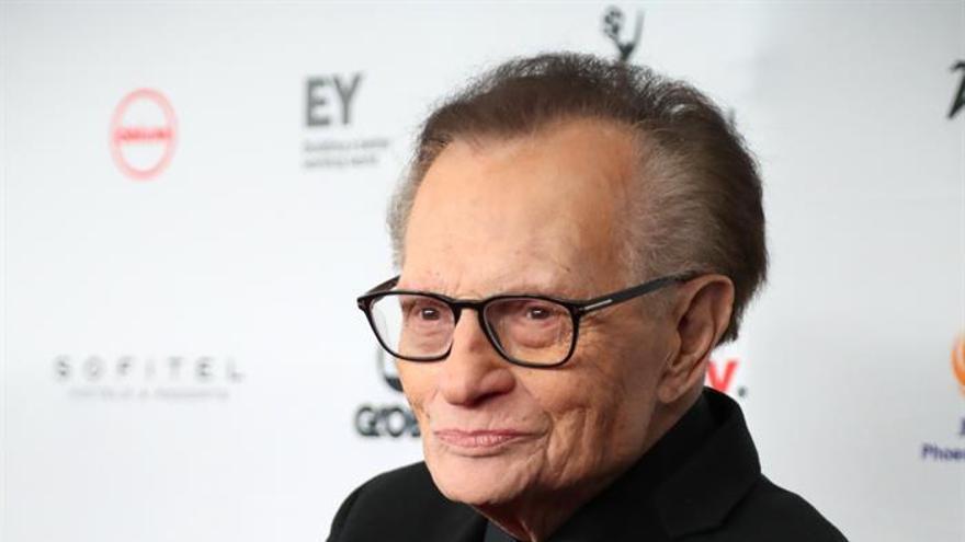 Fallece por coronavirus el famoso presentador de televisión Larry King