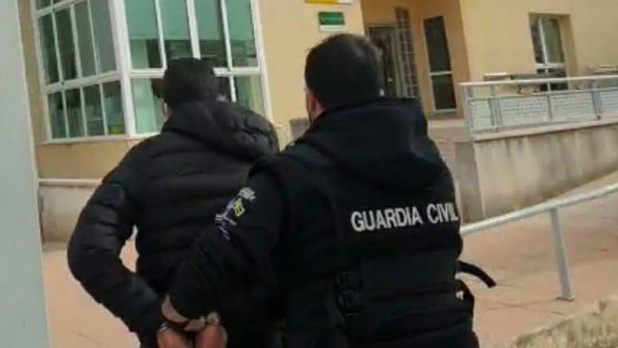 Prisión sin fianza para el depredador sexual de Inca
