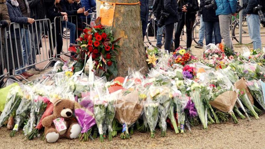 Amplían por dos semanas la detención del sospechoso del tiroteo de Utrecht