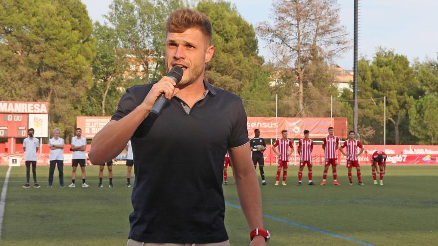 Ferran Costa, nominat a millor entrenador de Tercera de la temporada passada