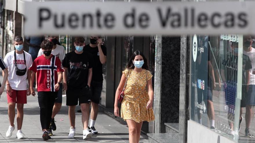 El Gobierno de Madrid utilizará 69 centros deportivos para hacer test de antígenos
