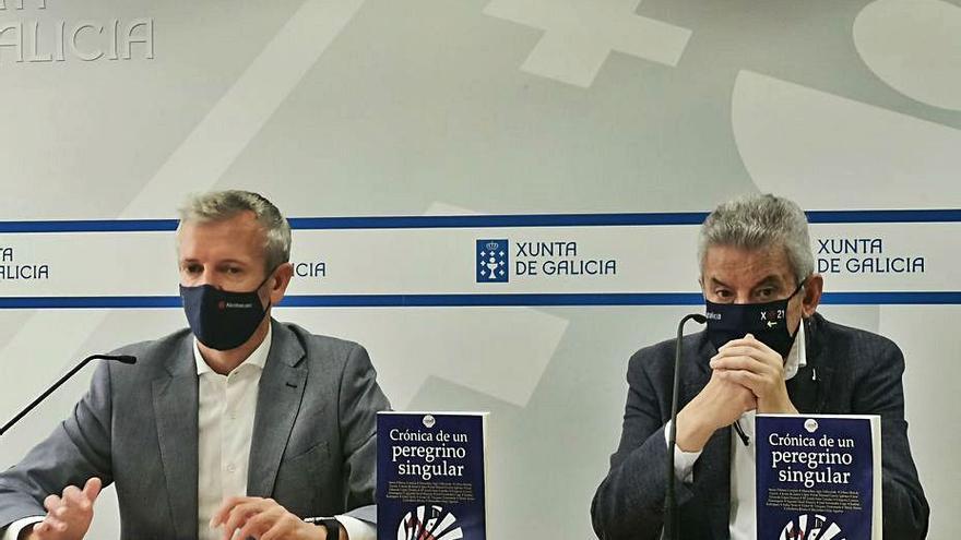 Felipe VI abrirá el próximo jueves en Santiago el I Congreso Mundial Xacobeo
