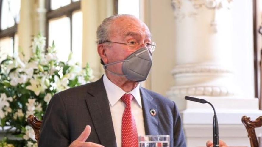 """De la Torre pide """"acabar con el clima tóxico"""" en la campaña madrileña"""