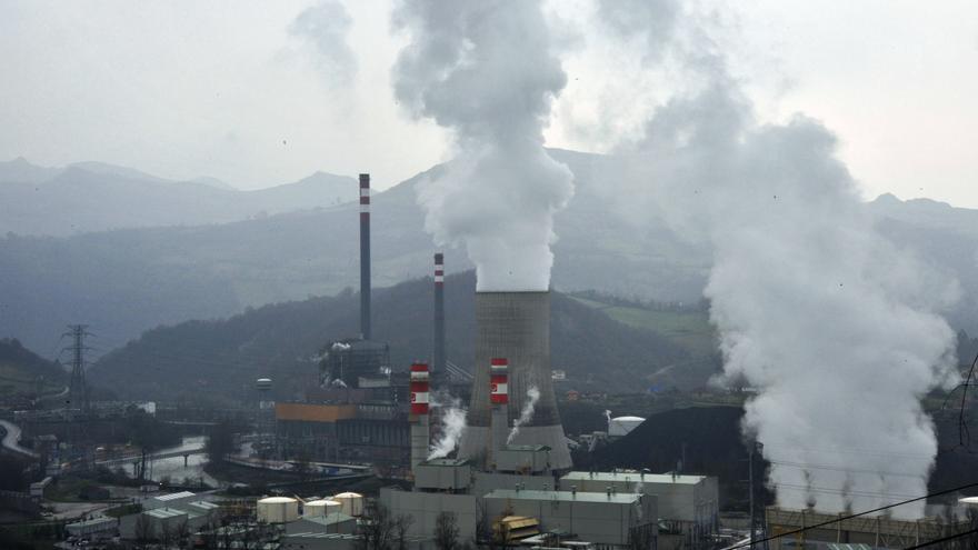 Galicia es la cuarta comunidad que más emisiones de CO2 ha emitido en España desde 1990