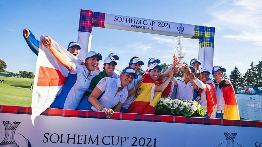 Cuenta atrás para la Solheim Cup 2023 en Finca Cortesín