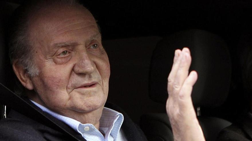 Joan Carles va amagar a Suïssa milions d'euros en accions de companyies de l'Ibex