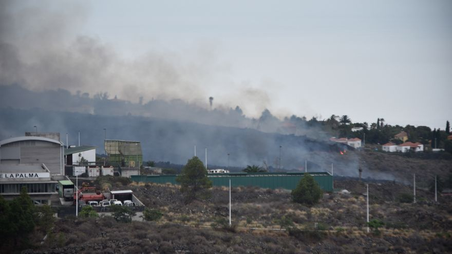 ¿Los seguros pagarán los daños por la erupción de La Palma?