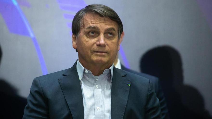 """Bolsonaro lamenta que Brasil esté """"arruinado"""" y dice que """"no se puede hacer nada"""""""