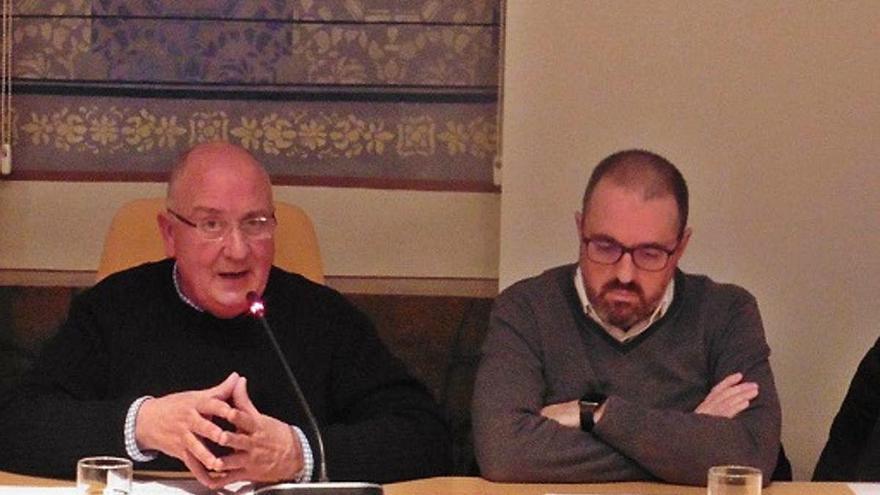 Sant Jaume exigeix l'aturada del Pla Especial de la planta de residus
