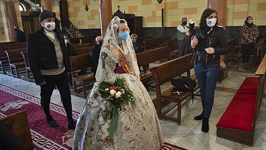 Un Sant Josep para coger  más fuerza
