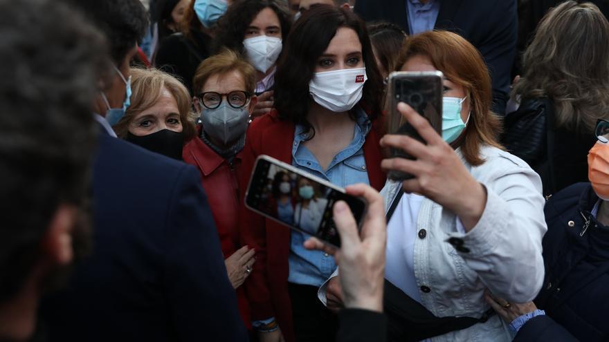 Un mes de precampaña electoral de alto voltaje en Madrid