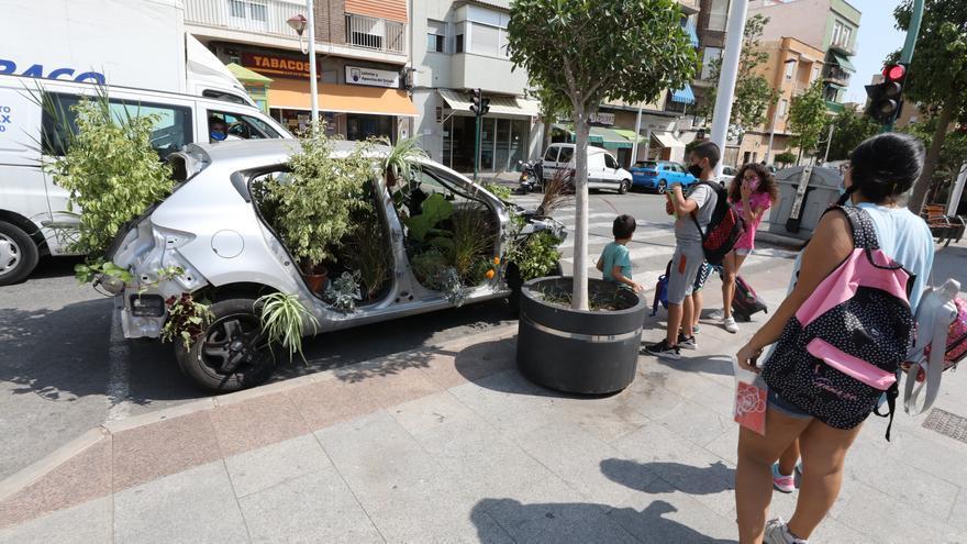 Plantas por aparcamientos