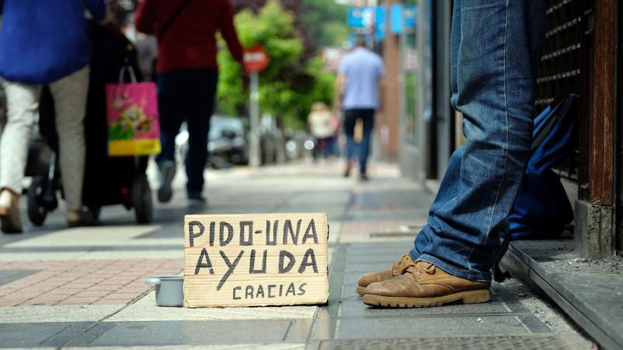 Oviedo y Gijón, entre las ciudades españolas con menor riesgo de pobreza